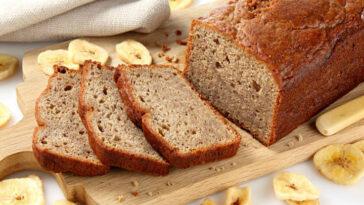 como hacer pan de guineo casero